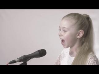 Hurt — Настя Кормишина(9 лет) _ Кавер _ Christina Aguilera(cover)🎤