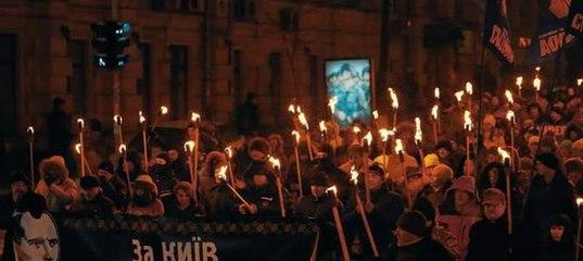 Крокодиловы слезы «Оппоблока»: это он привел в Киев Шухевича вместо Ватутина