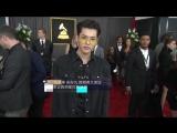 [INTERVIEW] 170213 59th Grammy Awards Red Carpet @ Wu Yi Fan