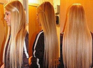 Наращивание волос в иркутске сколько стоит