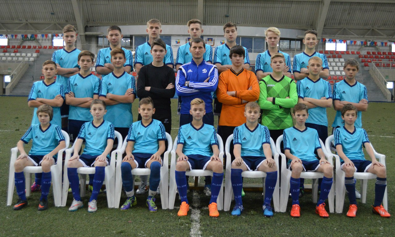 «Динамо-2002» - ФК «Челябинск-2002» - 1:0