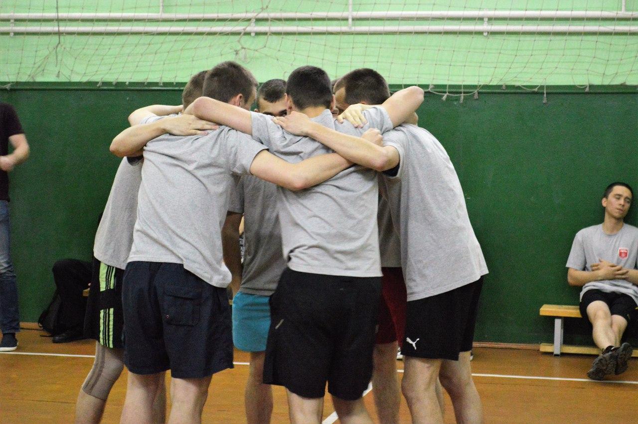 Турнир по волейболу ВМС