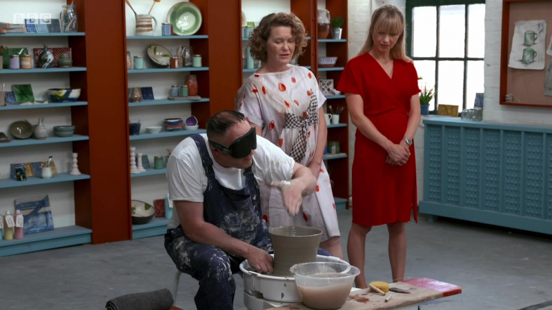 BBC2 The Great Pottery Throw Down Series 2 Episode 6