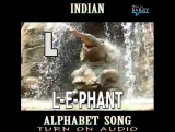 Indian alphabet song.
