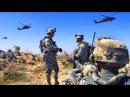 ARMA 3 Тушино.180 человек. Аналитика боя. Оборона аэродрома