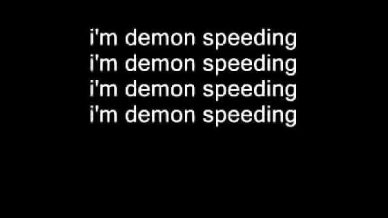 Rob-zombie-Demon-Speeding-(lyrics)