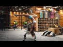 Hardest And Strongest Girl Workout Monster Just 17 years Old Most Guys Can't Do