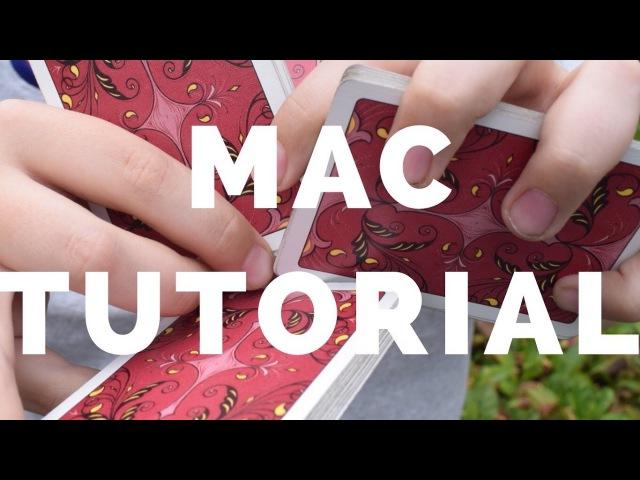MAC - Cardistry Tutorial - Syb Faes