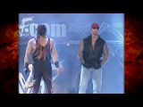 The Undertaker &amp Kane Help Team Extreme from Steve Austin &amp Triple H Attack 41601