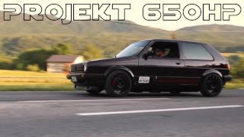 VW Golf 2 - VR6 Turbo 4motion pure sound   Frohlix Entertainment