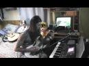 Michael Crusader - My little-practic on Ibanez! N34.