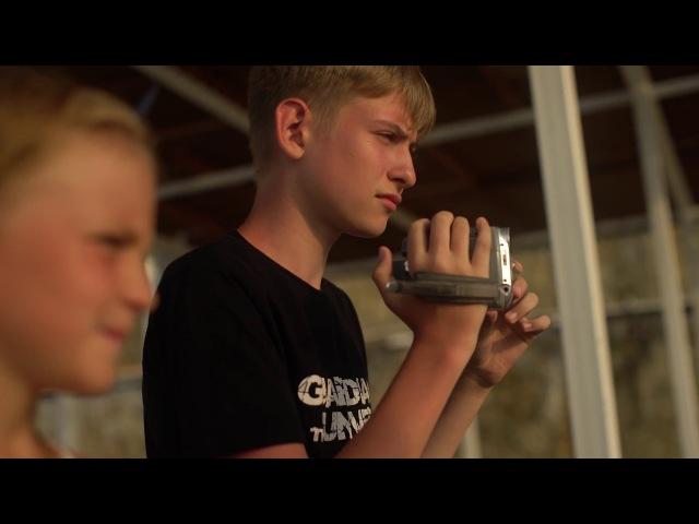 Фильм ХРОНИКИ. 4 смена, лагерь НИВА, 2017 год.