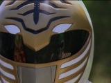 White Ranger vs Green Ranger (Mighty Morphin Power Rangers).