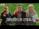 FLORIAN PHILIPPOT avec/feat. MARINE LE PEN et DAVID RACHLINE - LES COULISSES DE L'ESCALE 01