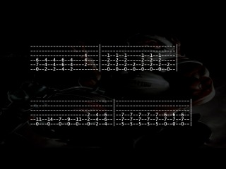 Jingle Bells Tab - Simply Rock Theme for One Guitar