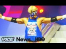 Lucha Libre's Newest Pro-Trump Villain: VICE News Tonight on HBO