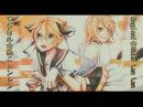 LEN 鏡音レン V4X MAGICAL ☆ NUKO LEN LEN マジカル☆ぬこレンレン RIN 鏡音リン V4X V4カバ
