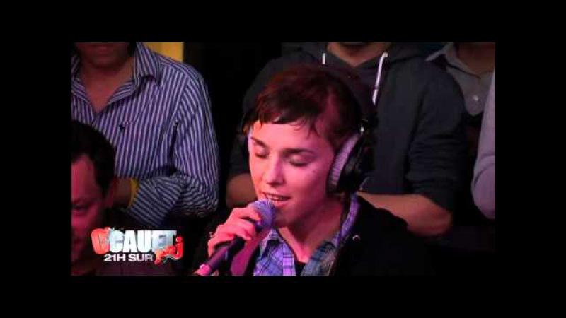 Zaz - La Fée - Live - C'Cauet sur NRJ