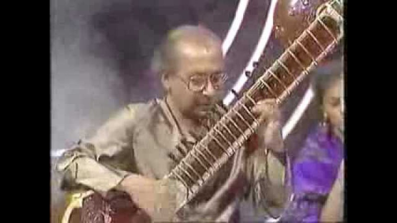 [Video] Raag Kirwani by Pandit Nikhil Banerjee with Pandit Anindo Chatterjee (Tabla) at Eastern Eye