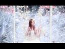 OM TELOLET OM   WINTER SNOW Effect Photoshop Tutorial   Beauty Angel