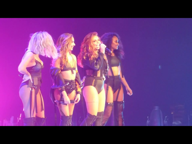 Shout Out to My Ex Little Mix@Wells Fargo Center Philadelphia 3/1/17