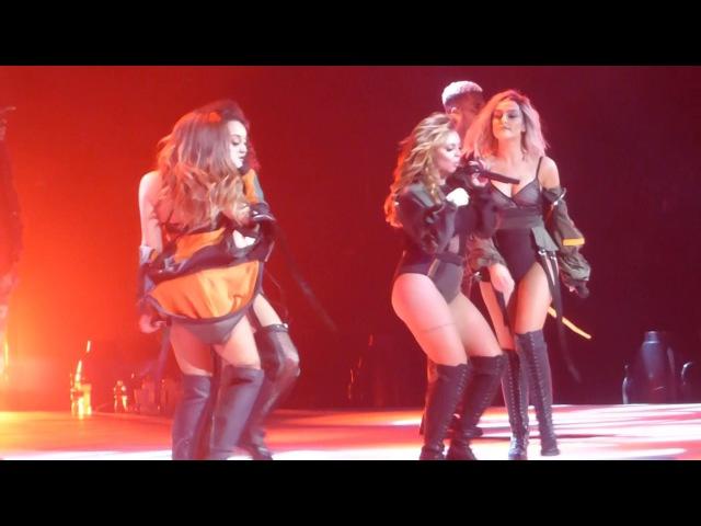Touch Black Magic Little Mix@Wells Fargo Center Philadelphia 3/1/17