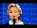 Трамп натравил муха села на лицо Клинтон во время дебатов