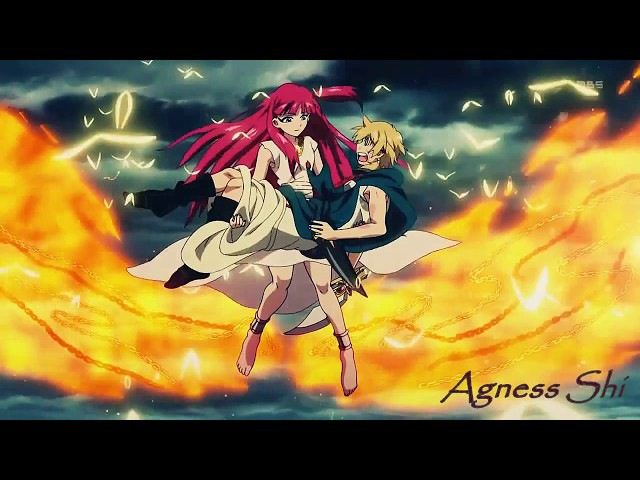 「AMV」Anime - Танец ведьм