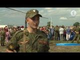 Бойцы Тираспольского гарнизона приняли присягу