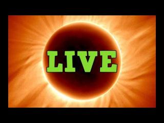 Прямой эфир Солнечное затмение 21 августа 2017 года Solar Eclipse august 21 2017 Live stream