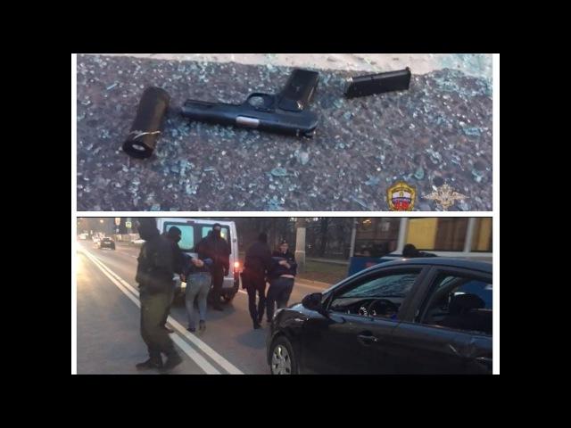 Столичные полицейские задержали подозреваемого в грабеже