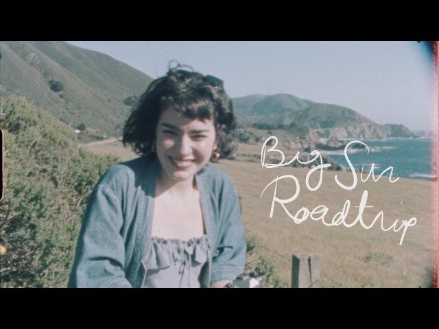 Big Sur Roadtrip • Travel Diary (Super 8)