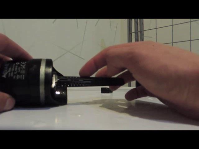 Как чистить фильтр Aquael Fan Полная разборка