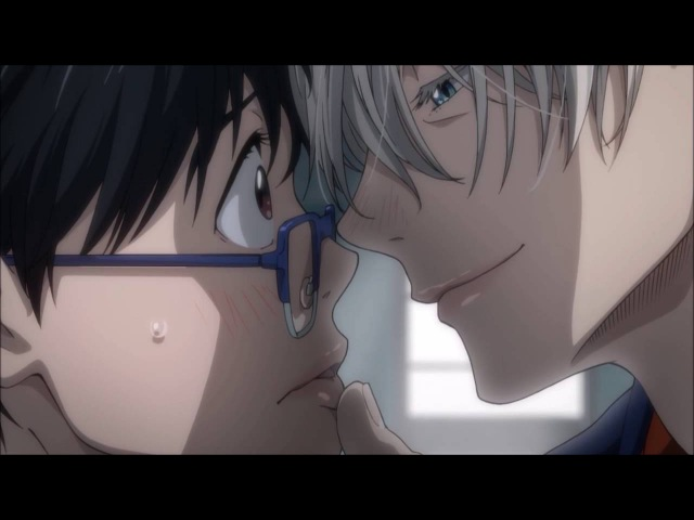 Yuri on Ice - Viktor x Yuuri - WEAR HEADPHONES