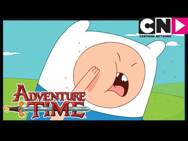 Время приключений - Самые смешные моменты первой части 6-го сезона