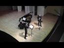 Mozart Trio for Clarinet Viola and Piano in E flat major K 498