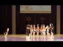 Подготовительная группа балетной студии Грация Дружная семейка