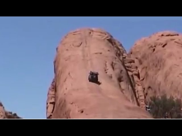 Lions Back moab - Best Off Road challenge Extreme 4x4 Trial