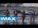 Justice League IMAX® Trailer #2
