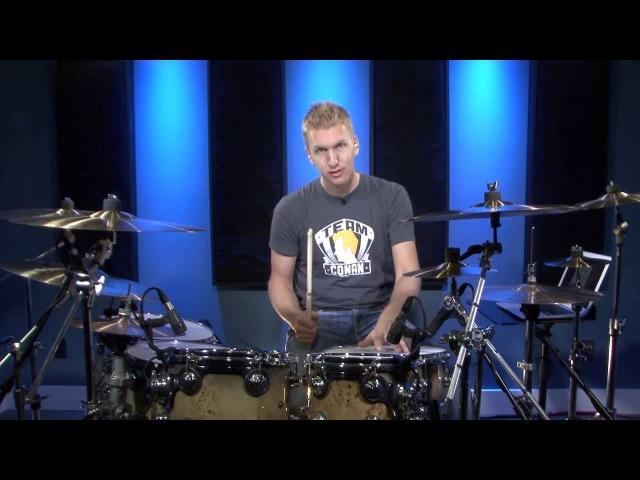 Drum Lesson Drumeo Развитие скорости одиночной бас бочки Занятие 3 из 3 Продвинутый уровень