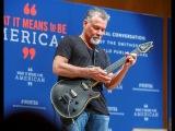 Eddie Van Halen Plays VH classics in his home studio