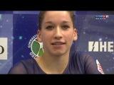 Anastasiia Iliankova (RUS) UB EF @ Osijek Zito World Cup Gymnastics 2017