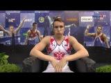 Sergei Eltcov (RUS) PB EF @ Osijek Zito World Cup Gymnastics 2017