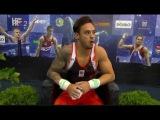 Bart Deurloo (NED) HB EF @ Osijek Zito World Cup Gymnastics 2017