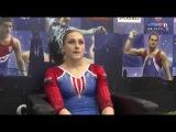 Liliia Akhaimova (RUS) VT EF @ Osijek Zito World Cup Gymnastics 2017