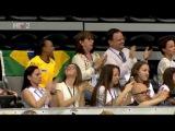 Thais Fidelis dos Santos (BRA) BB EF @ Osijek Zito World Cup Gymnastics 2017