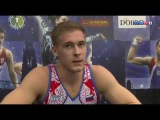 Vladislav Poliashov (RUS) PH EF @ Osijek Zito World Cup Gymnastics 2017