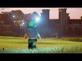 Unreal Engine 4 4.13.1 Zelda Ocarina of Time Hyrule Field + Download link