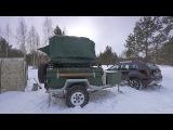 Offroad trailer Z-Lander Z1 Внедорожный прицеп
