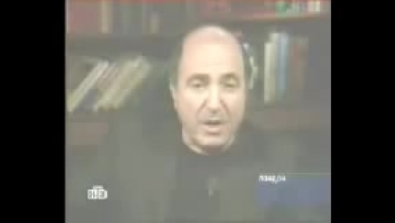 Сегодня (НТВ, 22.01.2002) Отключение ТВ-6